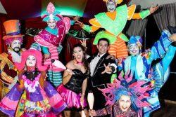 Ilusionista Magico Lucas Proximidade Salao Festa