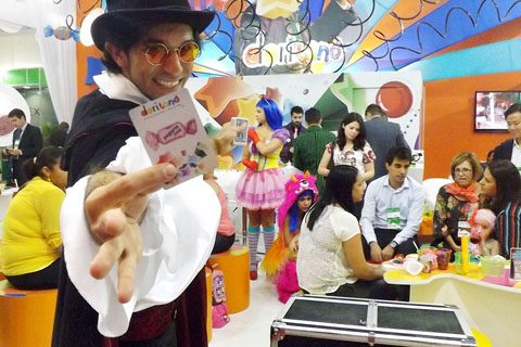 ilusionista magico lucas feiras